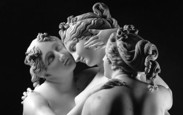 Mimmo-Jodice-Le-Grazie-di-Antonio-Canova