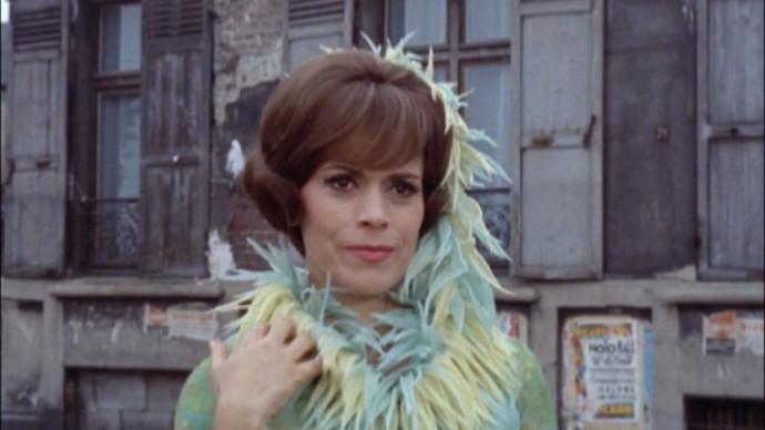 Franca Valeri nel film 'Parigi o cara', 1962