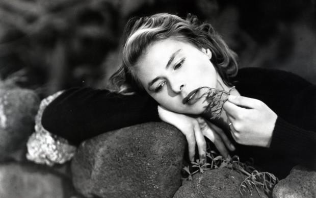Ingrid Bergman, Stromboli. 1950. Italy, USA. Directed by Roberto Rossellini. Courtesy The Museum of Modern Art Film Stills Archive