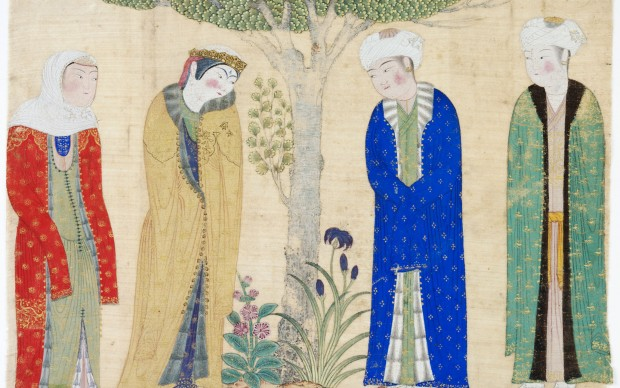 arte islamica gallerie del quirinale roma