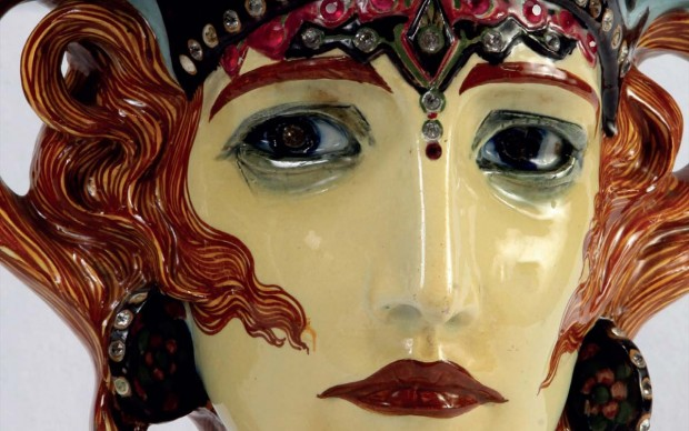 gabriele d'annunzio e scultori anima-e-materia mostra vittoriale