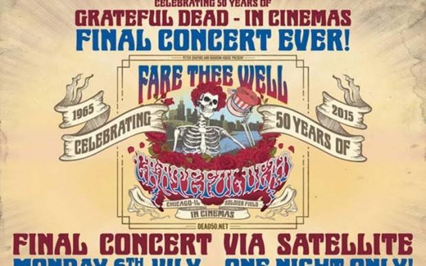 grateful dead final concert