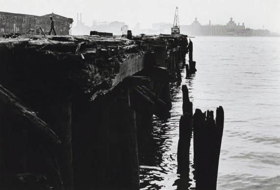 Harry Shunk e János Kender: DOUGLAS HUEBLER, Location Piece #7 New York, 1971