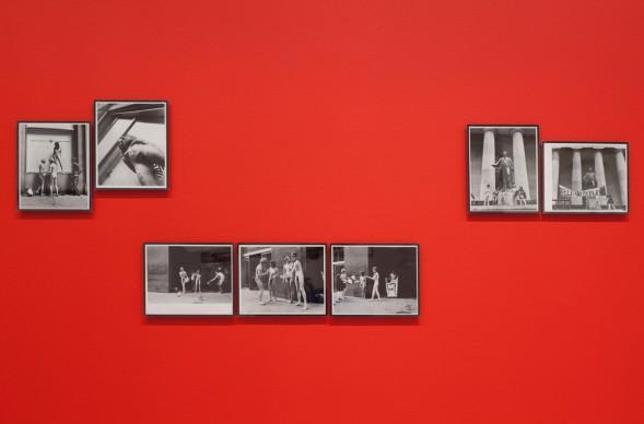 Veduta della mostra 'Art on Camera: Photographs by Shunk-Kender, 1960–1971', MoMA - Museum of Modern Art, New York