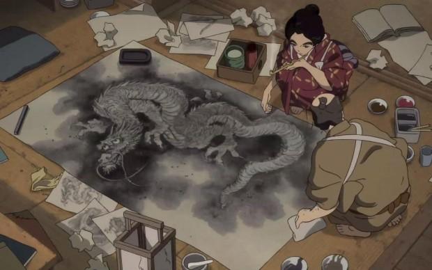 miss-hokusai film animazione annecy festival
