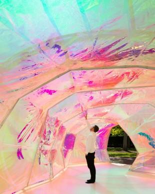 Serpentine Pavilion 2015, progetto di SelgasCano. Foto © Jim Stephenson