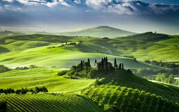 San Quirico d'Orcia, Toscana