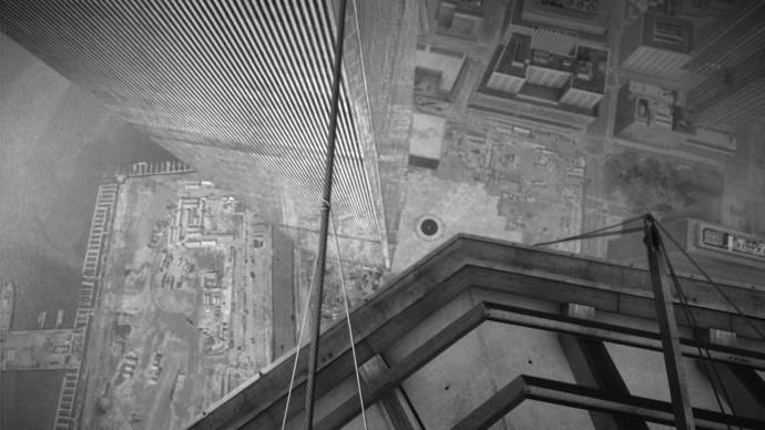 La vertiginosa vista dalla cima del World Trade Center di New York
