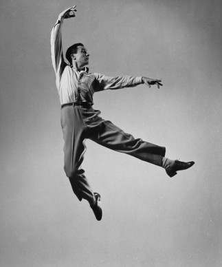 Gene Kelly (Photo by Gjon Mili//Time Life Pictures/Getty Images)