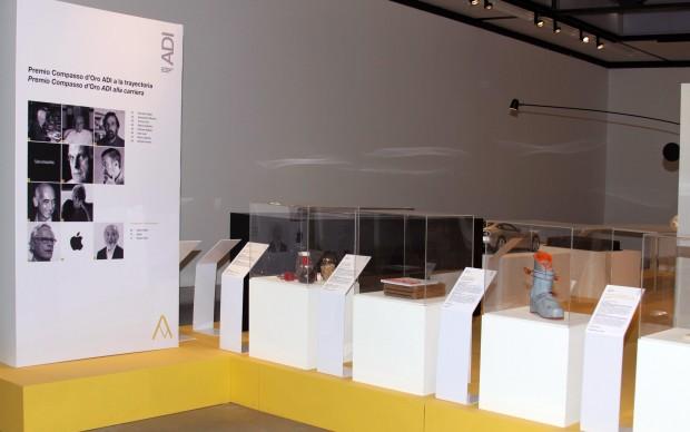 Design italiano - Premio ADI Compasso d'Oro mostra Lima