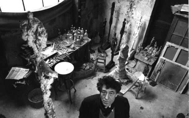 Alberto-Giacometti_robert-doisneau