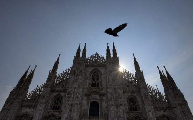 ITALY-TOURISM-MILAN-DUOMO