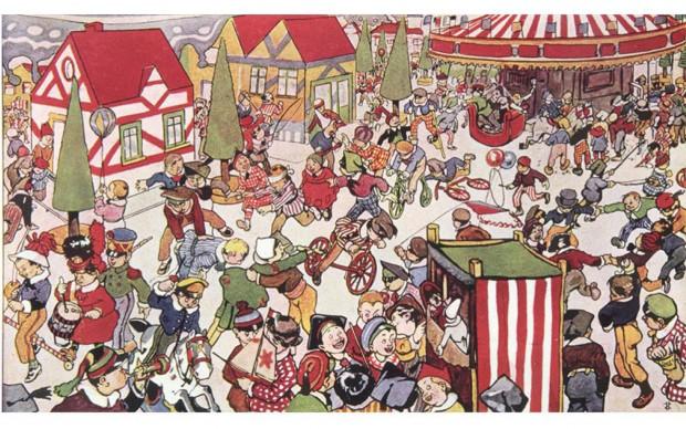 Carlo-Collodi-Pinocchio-edizione-1911
