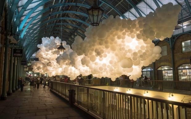 Charles-Petillon-Heartbeat-installazione-Covent-Garden-Londra