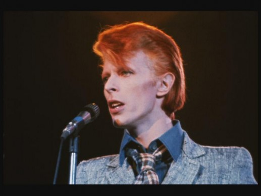 David Bowie in concerto