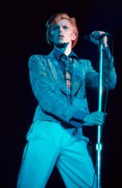 David Bowie live nel 1976