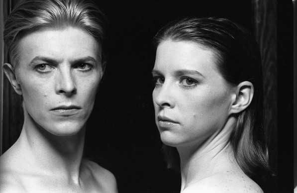 David Bowie nel film L'uomo che cadde sulla Terra, 1976