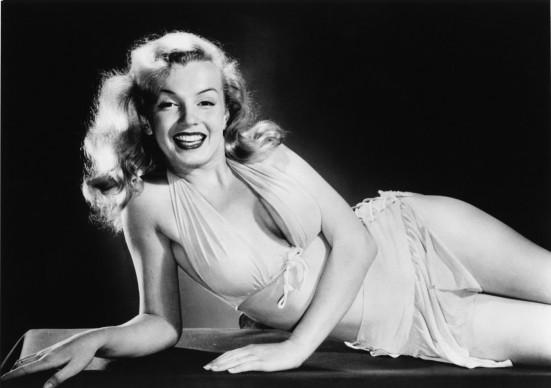 Marilyn Monroe agli inizi degli anni Cinquanta (Photo by L. J. Willinger/Keystone Features/Hulton Archive/Getty Images)