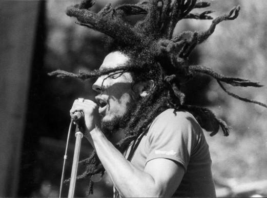 Bob Marley (Photo by Keystone/Getty Images)