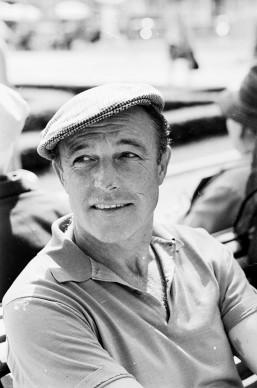 Gene Kelly nel 1966 sul set del film Josephine (Photo by Reg Lancaster/Express/Getty Images)