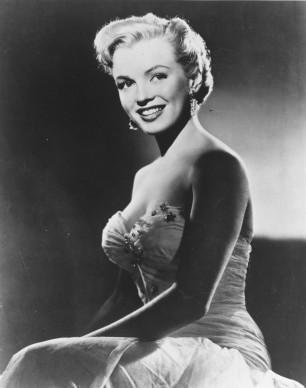 Marilyn Monroe nel 1951 (Photo by Keystone/Getty Images)