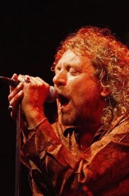 Robert Plant live alla Somerset House di Londra nel 2006