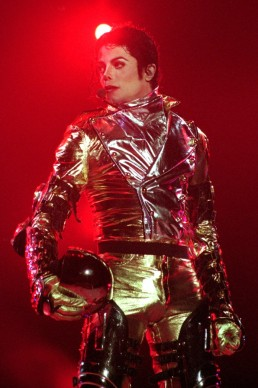 Michael Jackson in concerto