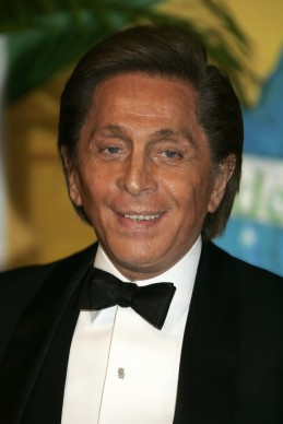 Valentino nel 2005 (Photo: PASCAL GUYOT/AFP/Getty Images)