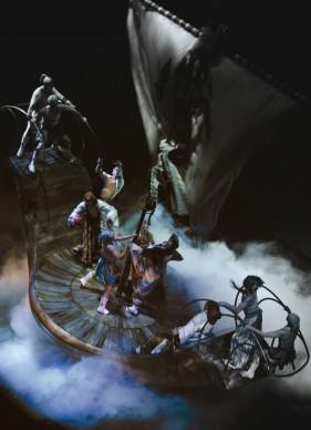 Cirque du Soleil, Kà