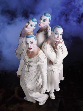 Cirque du Soleil, La Nouba