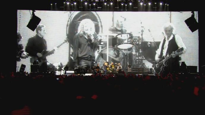 Led Zeppelin live al Celebration Day del 2007 a Londra