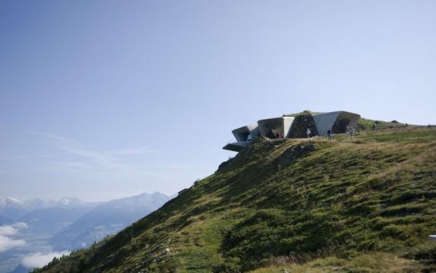 Messner Museum, progetto di Zaha Hadid