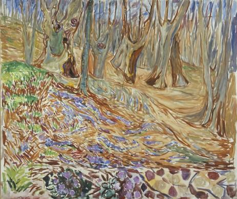 Edvard Munch (1863-1994), Spring in the Elm Forest, 1923, Munch Museet Munch Museum Oslo
