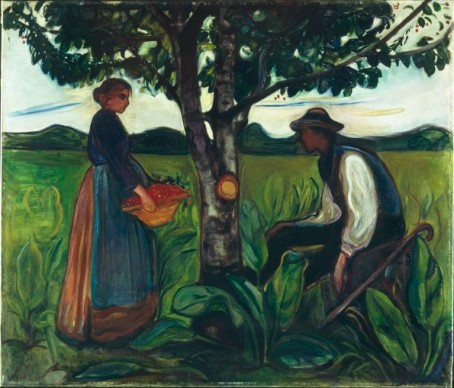 Edvard Munch (1863-1994), Fertility, 1899-1900, Canica Kunstcollectie, Oslo
