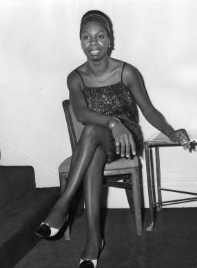 Nina Simone nel 1967 (Photo by Larry Ellis/Express/Getty Images)