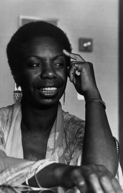 Nina Simone nel settembre del 1979 (Photo by Monty Fresco/Evening Standard/Getty Images)
