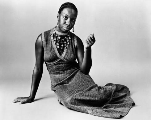 Un ritratto in studio di Nina Simone nel 1958 (Photo by Getty Images)