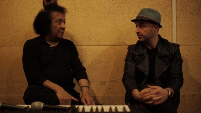 Joe Bastianich con James Senese  per On the Road - Joe Bastianich Music Tour