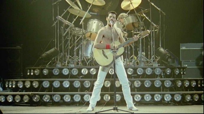 Freddie Mercury, Queen Rock Montreal