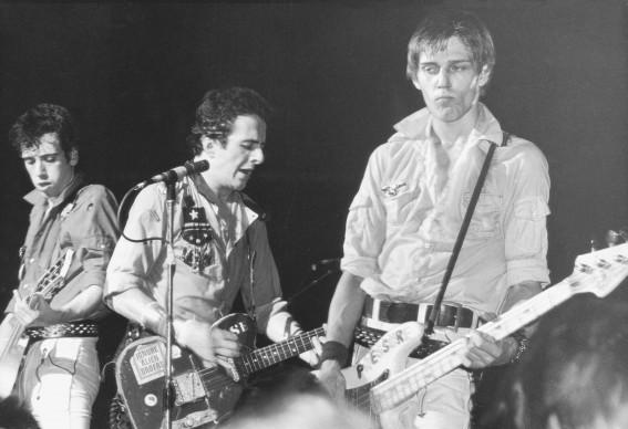 I Clash in concerto all'inizio degli anni Ottanta (Photo by Hulton Archive/Getty Images)