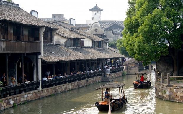 Wuzhen, Cina