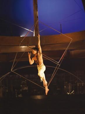 Cirque du Soleil, Alegria