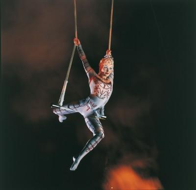 Cirque du Soleil, Alegria. Photo: Al Seib Costume: Dominique Lemieux © 2003 Cirque du Soleil
