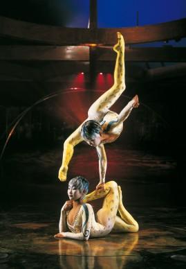 Cirque du Soleil, Alegria. Photo: Camirand Costume: Dominique Lemieux © 2006 Cirque du Soleil