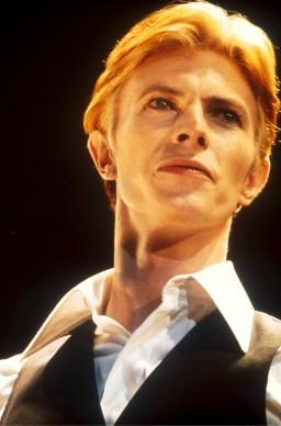 David Bowie nel 1976