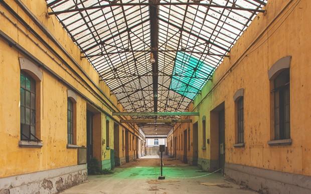 Ex Caserma Guido Reni, Roma