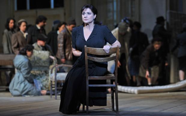 Cecilia Bartoli nella Norma di Vincenzo Bellini