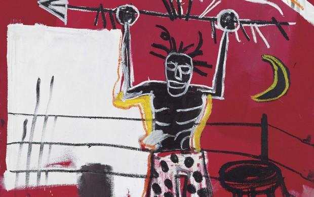 jean-michel-basquiat-now-s-the-time-guggenheim-bilbao-mostra