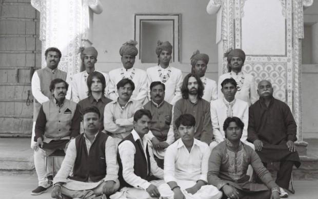junun johnny greenwood documentario india