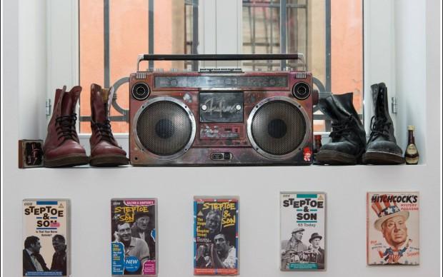 mick jones rock and roll public library venezia